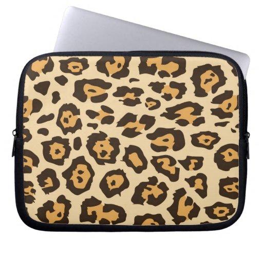 Impresión del guepardo funda ordendadores