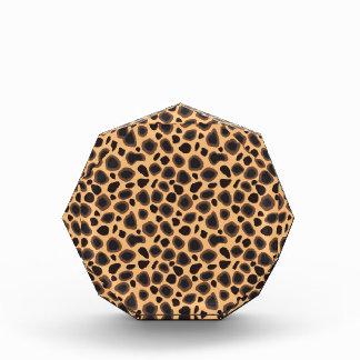 Impresión del guepardo