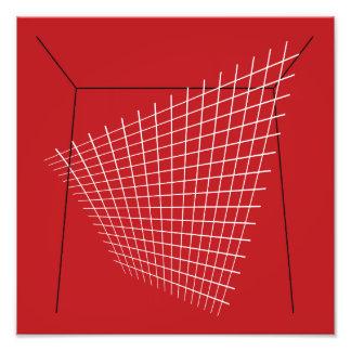 Impresión del homenaje de Bertoia del diseño de lo Fotografias