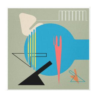 Impresión del homenaje de Jacobsen del diseño de l Impresiones De Lienzo