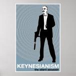 Impresión del Keynesianism Posters