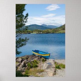 Impresión del lago superior, Killarney Poster