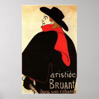 impresión del lautrec de Toulouse Posters