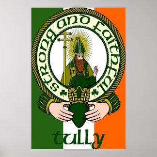Impresión del lema del clan de Tully Impresiones