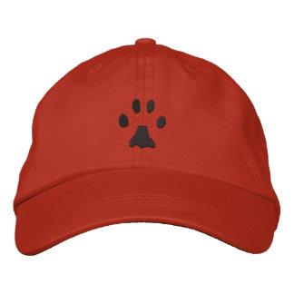 Impresión del lince gorras de beisbol bordadas