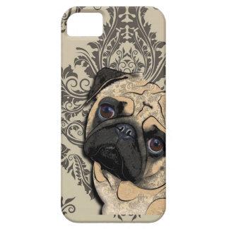 Impresión del modelo del mascota del extracto del  iPhone 5 Case-Mate cárcasas