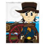 Impresión del oeste salvaje de la foto del sheriff