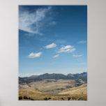 Impresión del paisaje #P4138 Posters