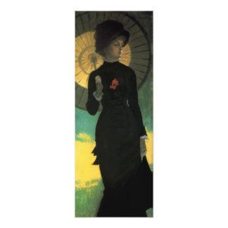 Impresión del parasol de James Tissot Newton Impresiones Fotograficas