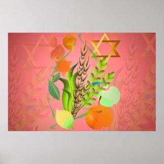 Impresión del Passover Seder_2 Poster
