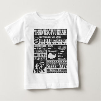 Impresión del periódico de Celeberate T-shirt