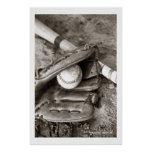 Impresión del poster Baseball1
