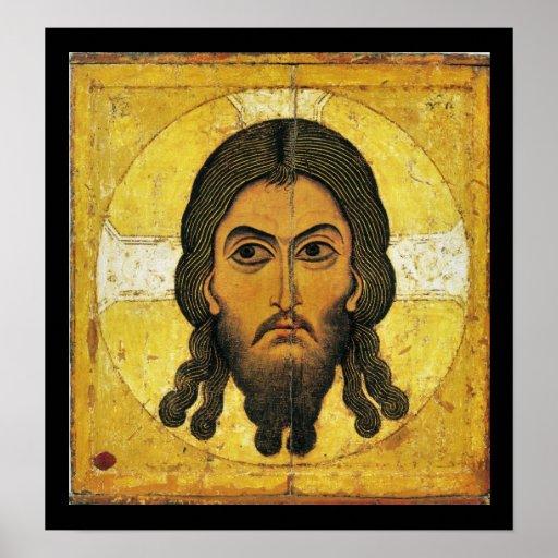 Impresión del poster de Christos Acheiropoietos
