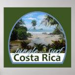 Impresión del POSTER de Costa Rica