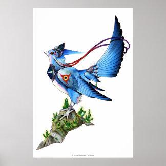 Impresión del poster de Feathyrkin Veeku
