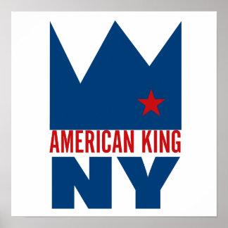 Impresión del poster de MIMS - rey americano de NY