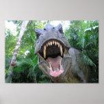 """Impresión del poster de T-Rex """"GAWR"""""""