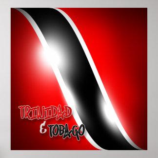 Impresión del poster de Trinidad y de Trinidad y T