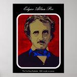 """Impresión del poster del """"Poe"""""""
