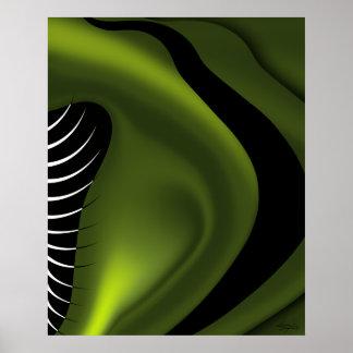 Impresión del poster del Synchronicity