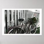 Impresión del poster del vintage Bicycle1