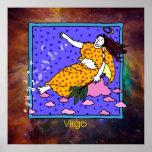 Impresión del poster del virgo