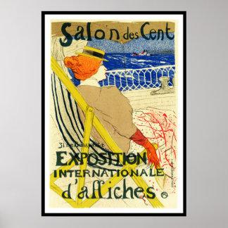 Impresión del poster: Toulouse Lautrec - centavo d