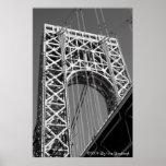 Impresión del puente de George Washington Impresiones