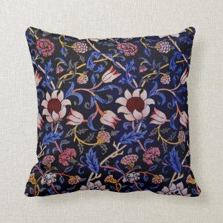 Impresión del siglo XIX de la materia textil - Cojín