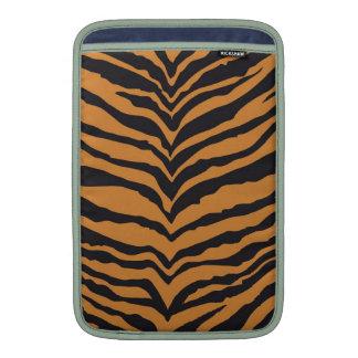 Impresión del tigre fundas macbook air
