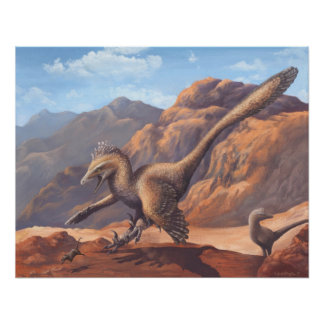 Impresión del Velociraptor Impresiones