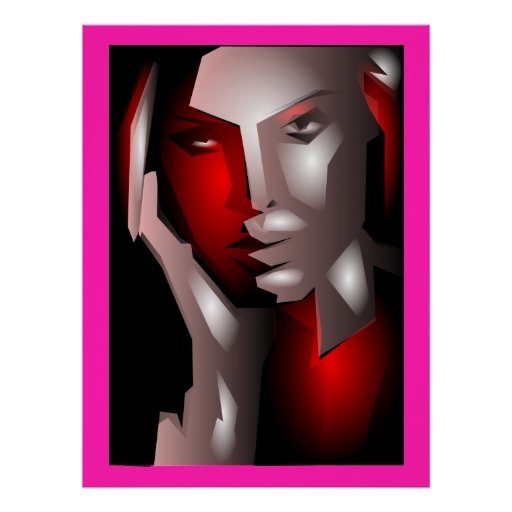 Impresión dentada de la lona de la animación de la impresiones