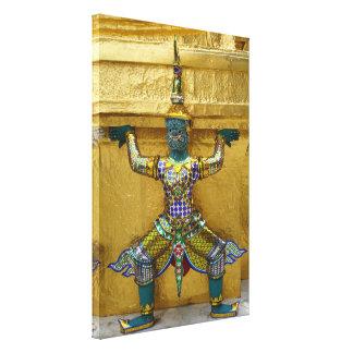 Impresión envuelta palacio Demonio-Magnífico taila Impresiones En Lona Estiradas