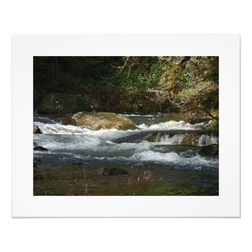 Impresión escénica de la fotografía de Oregon Fotos