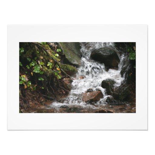 Impresión escénica de la fotografía de Oregon Impresion Fotografica