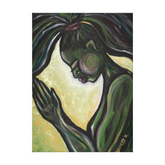 Impresión estirada bendecida y altamente favorecid impresiones en lienzo estiradas