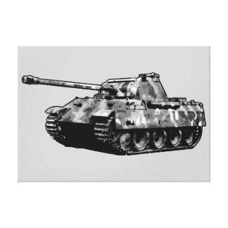 Impresión estirada el tanque de la lona de la