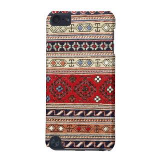 Impresión étnica de la tapicería funda para iPod touch 5G