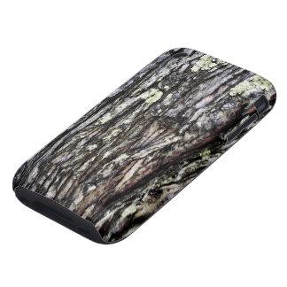 Impresión fantasmagórica de la textura de la iPhone 3 tough protectores