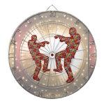 Impresión FELIZ de las CELEBRACIONES: Danza de la  Tabla Dardos