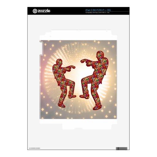Impresión FELIZ de las CELEBRACIONES: Danza de la  Skin Para El iPad 2