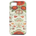 Impresión floral bonita iPhone 5 Case-Mate cobertura