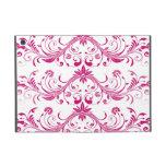 Impresión floral elegante femenina del Flourish ro iPad Mini Carcasa