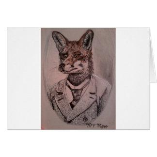 impresión fox.jpg tarjeta de felicitación