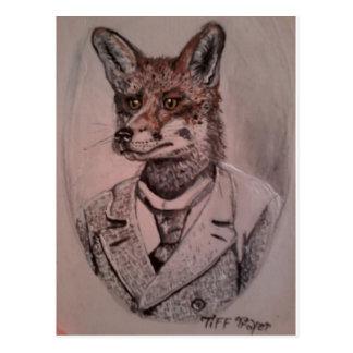 impresión fox.jpg tarjetas postales