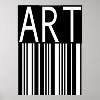 Impresión genérica del arte poster