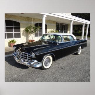 Impresión imperial 1956 de Chrysler Póster