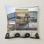 Impresión industrial de la foto de la almohada de