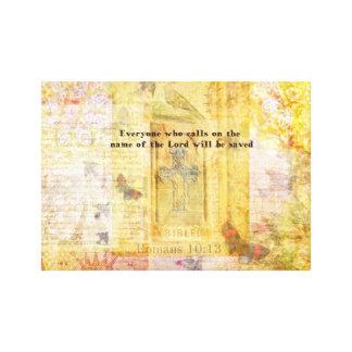 Impresión italiana del arte de la cruz del renacim impresiones de lienzo
