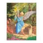 """Impresión ligera de la lona del """"ángel"""" lona envuelta para galerias"""
